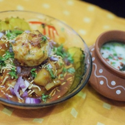 DahiBara Aloodum : The BAAAP of Odia Street food