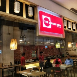 Dining experience @The Square Table, Whitefield