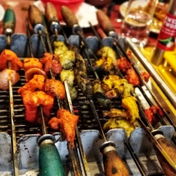 A Lavish Buffet Spread @Absolute Barbecues, Sarjapur, Bangalore